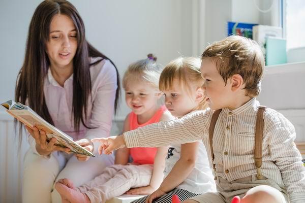 Aide pour la création et l'exploitation de jardins d'enfants