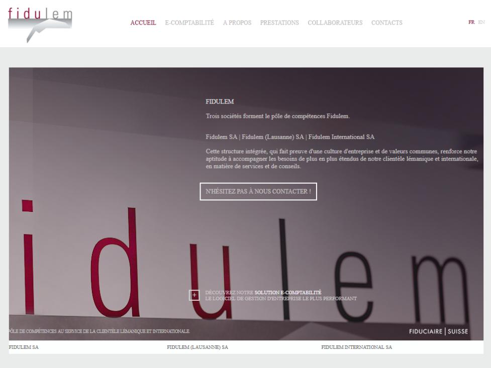 Fidulem, fiduciaire à Lausanne