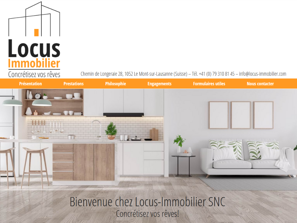 Locus Immobilier SNC